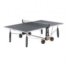 Теннисный стол всепогодный Cornilleau sport 250S crossover серый 132657