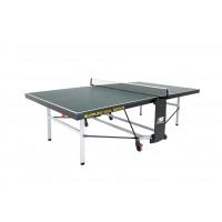 Теннисный стол складной Sunflex IDEAL Indoor зеленый