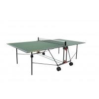 Теннисный стол складной Sunflex OPTIMAL Indoor зеленый