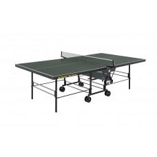 Теннисный стол Sunflex true indoor зелёный