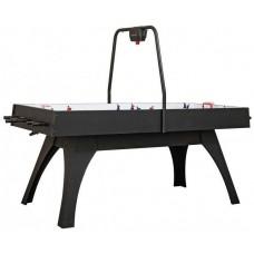 Распродажа - Игровой стол Аэрохоккей Weekend Vulcan (чёрный)