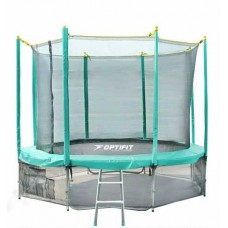 Батут Optifit Like Green 12ft
