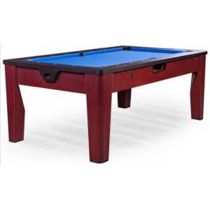 Игровой стол многофункциональный Dbo Dybior Tornado (коричневый)