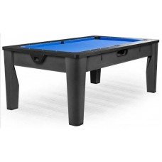 Игровой стол многофункциональный Dbo Dybior Tornado (черный)