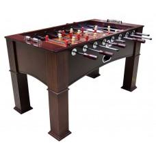 Игровой стол футбол WBC Provincial коричневый
