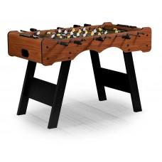 Купить недорого -  Игровой стол футбол Weekend Stuttgart коричневый
